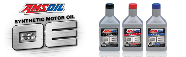 New Amsoil OE API Certified Oil 5w-30 5w-20 10w-30